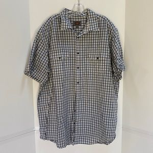 The Foundry casual button down shirt men's 2XLT